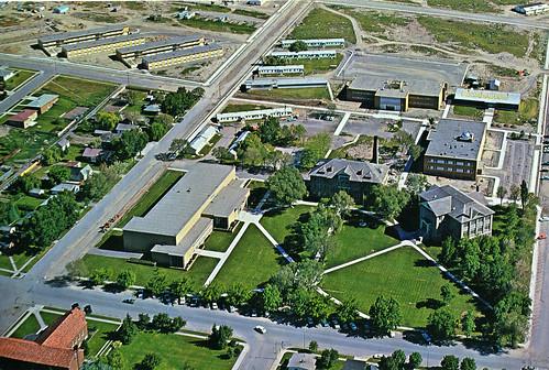 Ricks College Air Shot