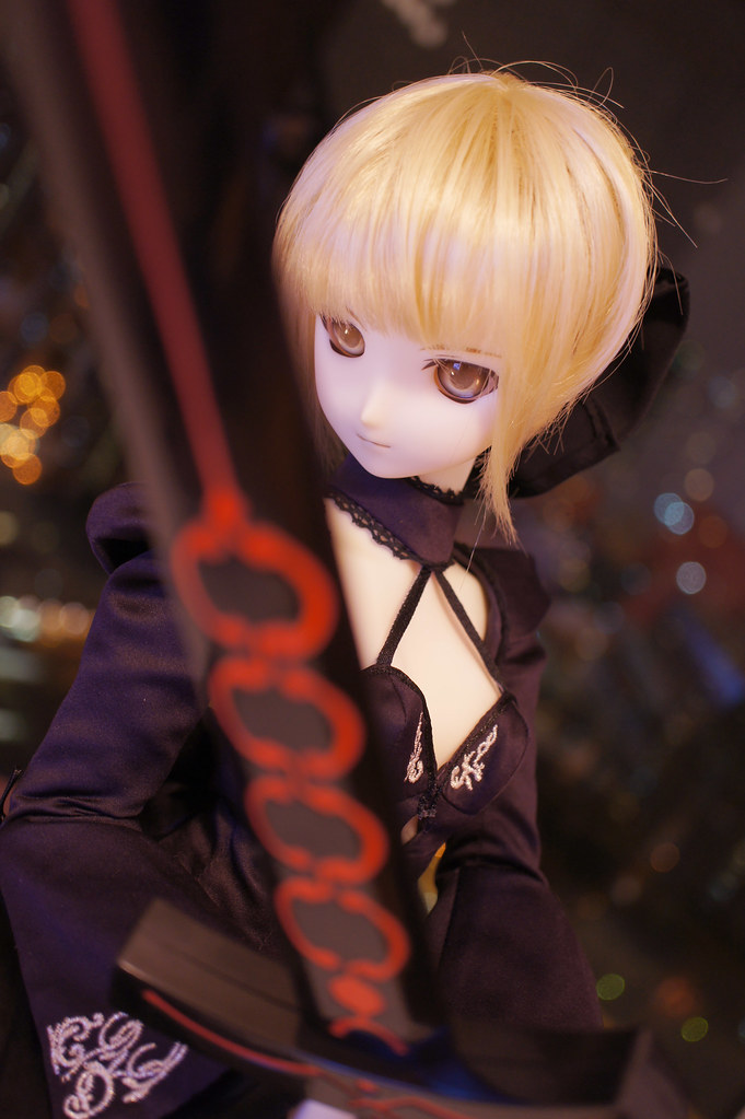 DD Saber Alter 2nd