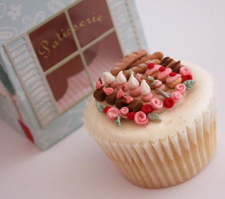 Miniature Patisserie Cupcake (2)