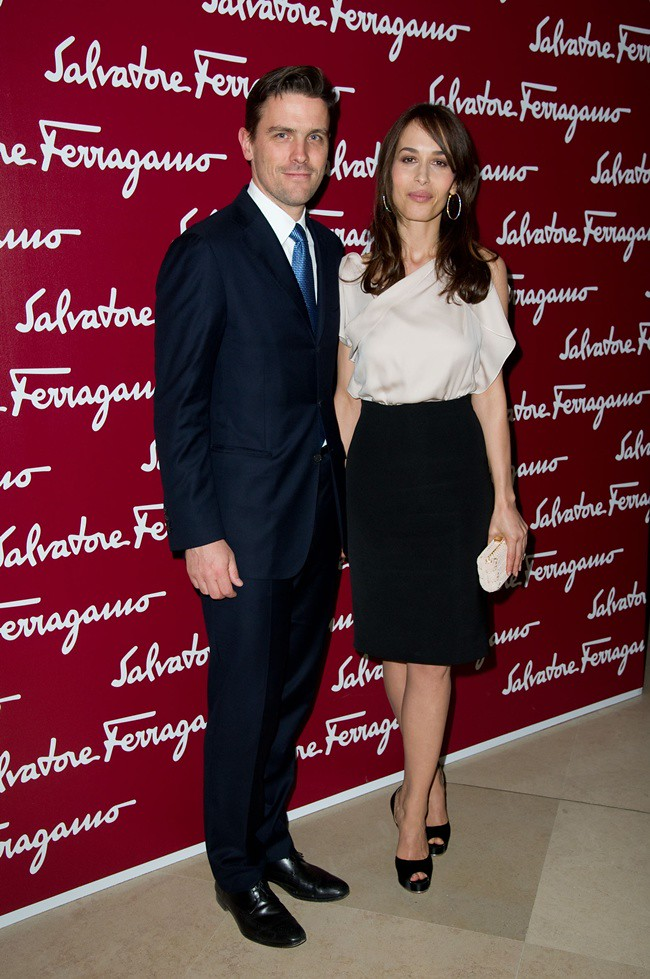 Ferragamo Dinner at the Louvre
