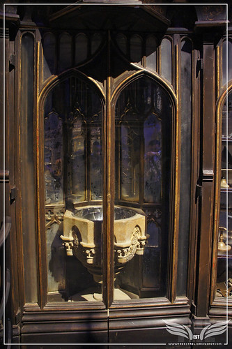The Establishing Shot: The Making of Harry Potter Tour - Interior Sets - Dumbledore's Office by Craig Grobler