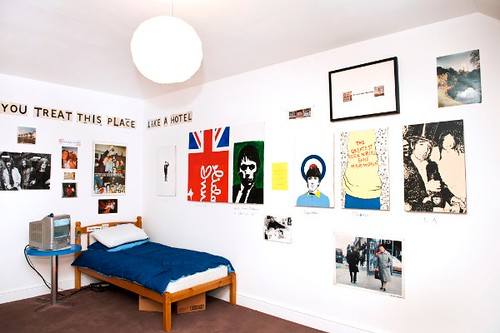Deller's room