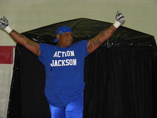 Header of Action Jackson
