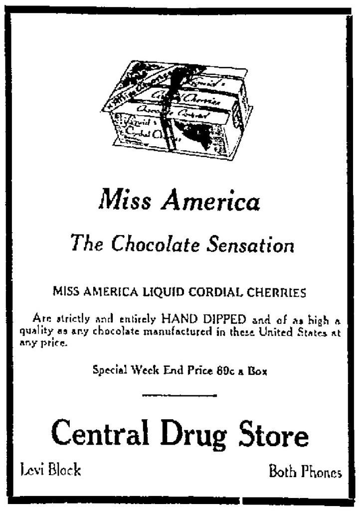 Miss America 1