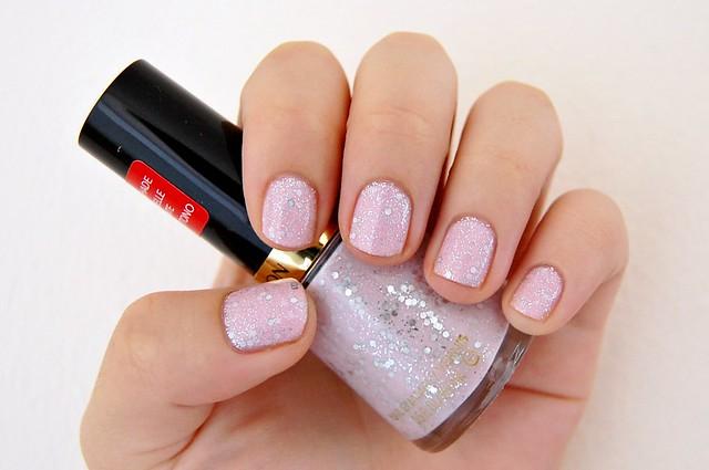 Revlon Pink Glitter Nail Polish Revlon Nail Polish in Popular