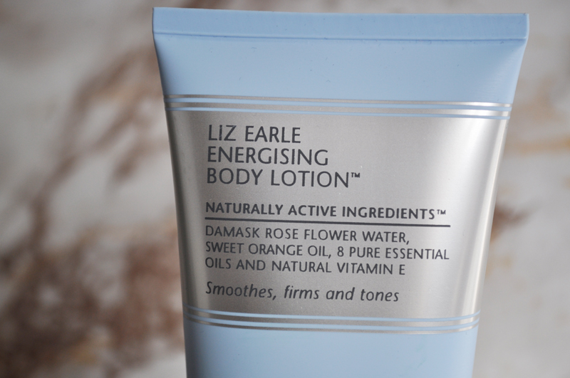 liz earle energising body lotion 2