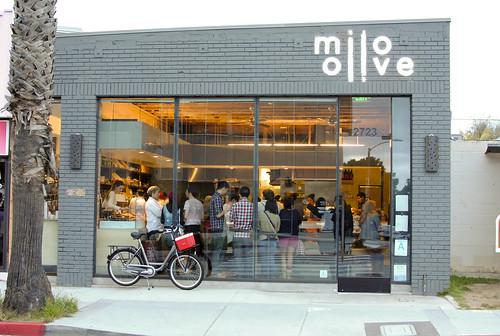 exterior milo & olive