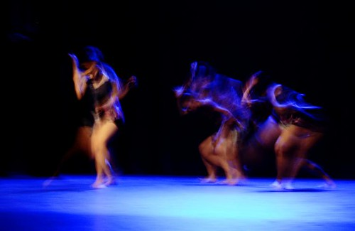 Enduring Dance in Motion, No1, Edit B