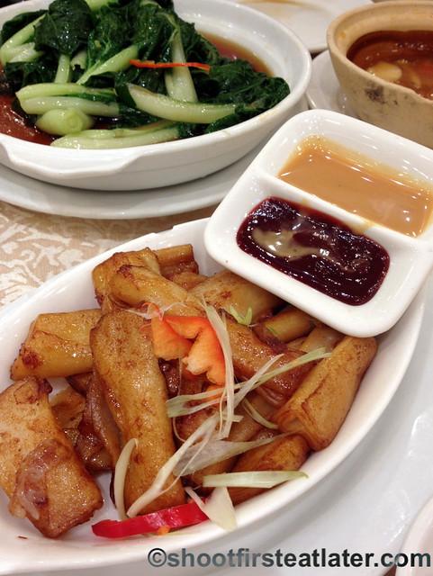 Chuk Yuen dim sum - rice rolls