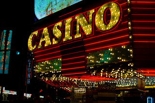 Sometimes Casinos allow free overnight parking
