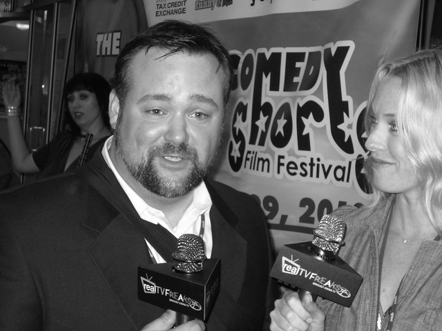 Raymond McAnally, Haely White, LA Comedy Shorts