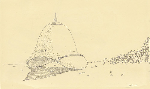 Moebius by Fred Ramon