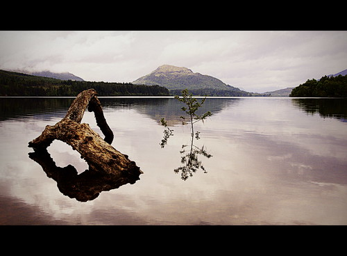 Loch Laggan.(Explored)