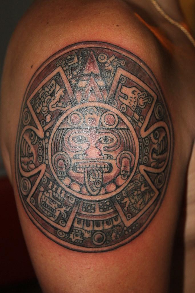 Sol Azteca Tatuaje nato.tatuajes's most interesting flickr photos | picssr
