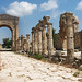 Týros, Al-Bass Site, římská cesta, foto: Milena Šumanová