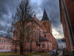 St. John's Lutheran Church in Tartu, Estonia