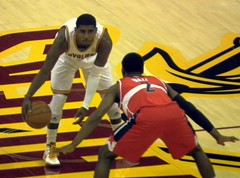 Kyrie Irving vs. John Wall