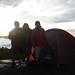 Pagi di Gunung Sesean-Tana Toraja