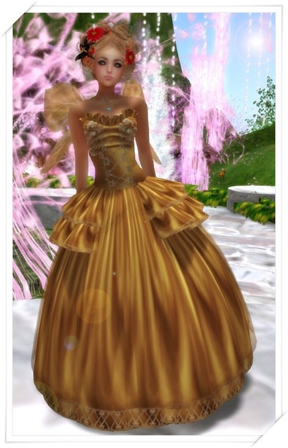*Evie's Closet* - Elizabeth for Petites (Gold Edition) RFL 2012
