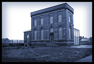 Sandfields Pumping Station