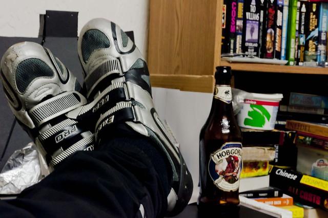 365-11: Feet Up