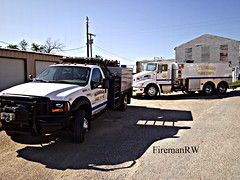 Alvarado, TX FD Brush 179, Tanker 179