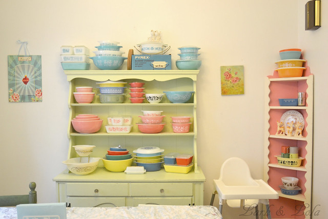 Pyrex Displays