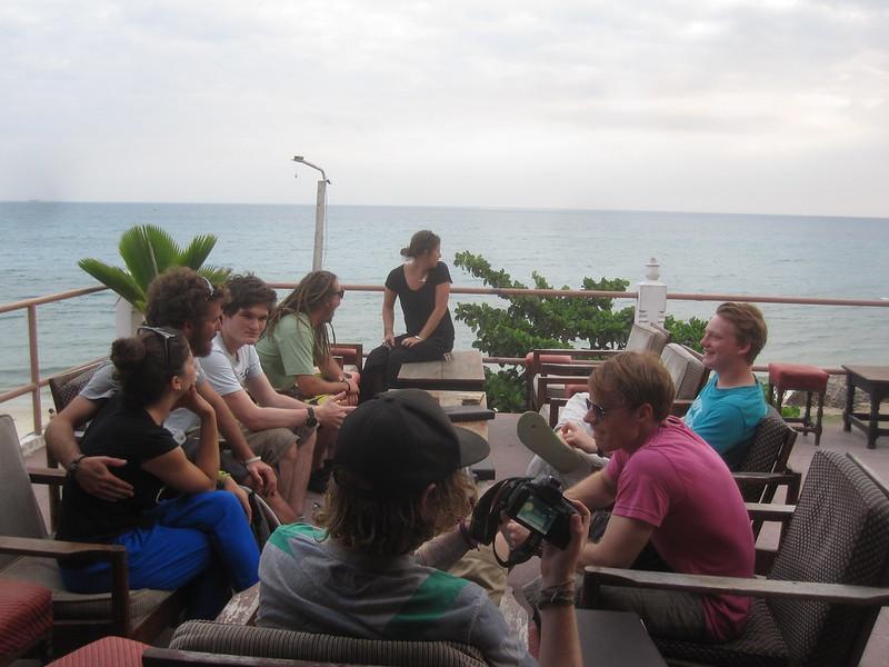 Stonetown Zanzibar Sunset Africa