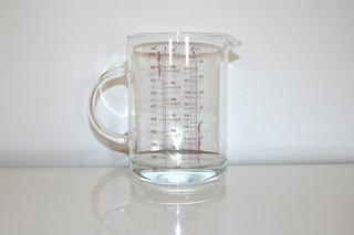 06 - Zutat Wasser / Ingredient water