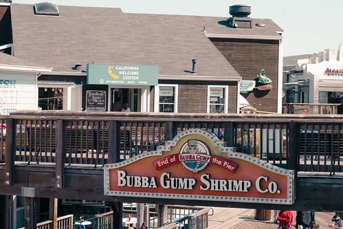 Bubba Gump Shrimp Co. by Davide Restivo