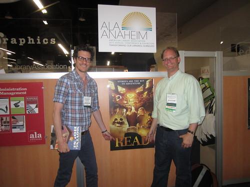 2012; ALA; Anaheim