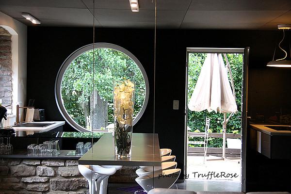 我在亞耳丁高地的廚房。La Riviere au Bois-Lavacherie-120622