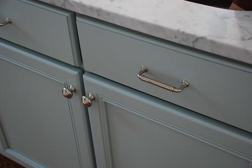 island door & hardware details