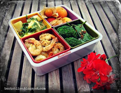 Sea Flavours Bento