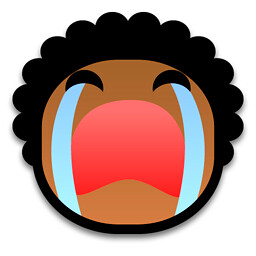 BlackPower_Emoticons_Lnx-Icons-cry_256x256.png-256x256