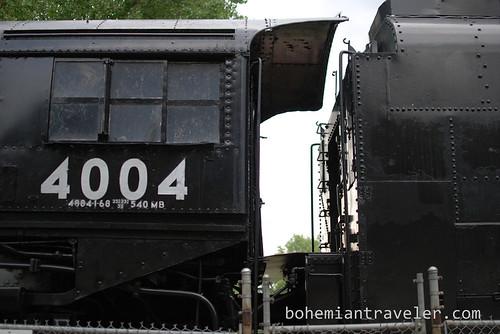 Union Pacific Big Boy in Cheyenne, WY (3)