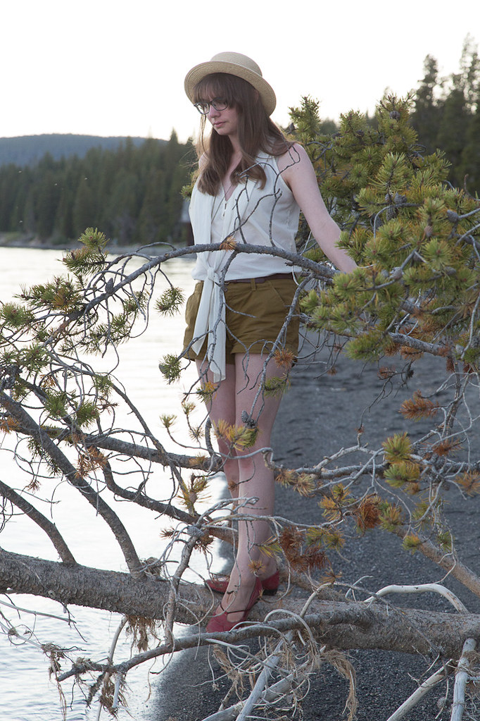 Yellowstone Lake Outfit