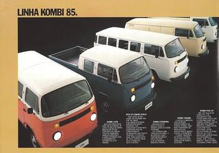 1985 Volkswagen trucks