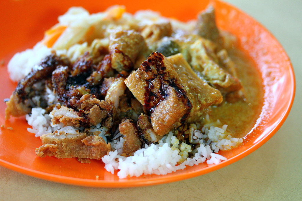 Kim Keat Palm Food Centre: Lai Heng Cooked Food