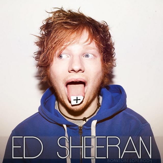 Ed Sheeran Cd Cover Flickr Photo Sharing