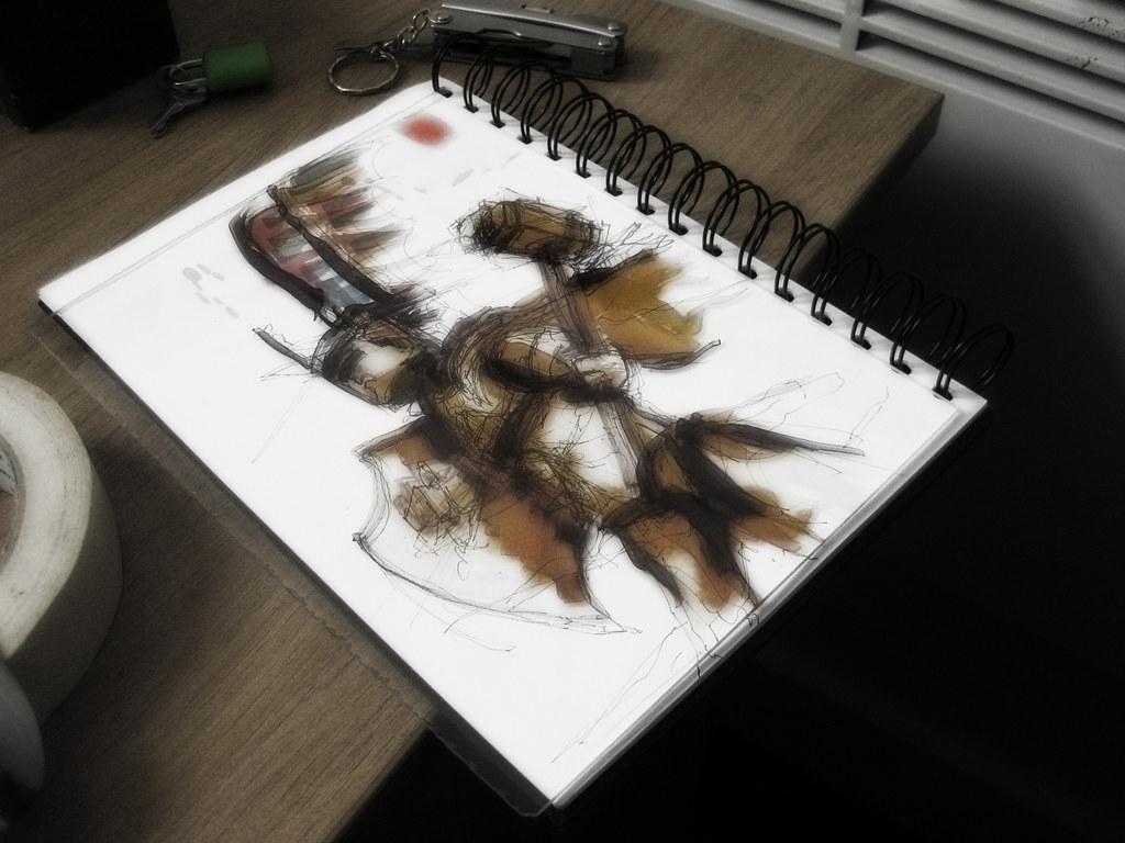 sketch plexi