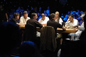 WSOP tournaments
