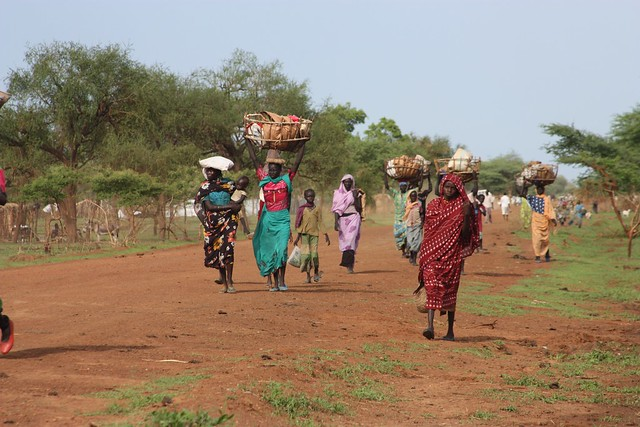 South Sudan July 2012