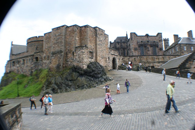 Interior, Edinburgh Castle