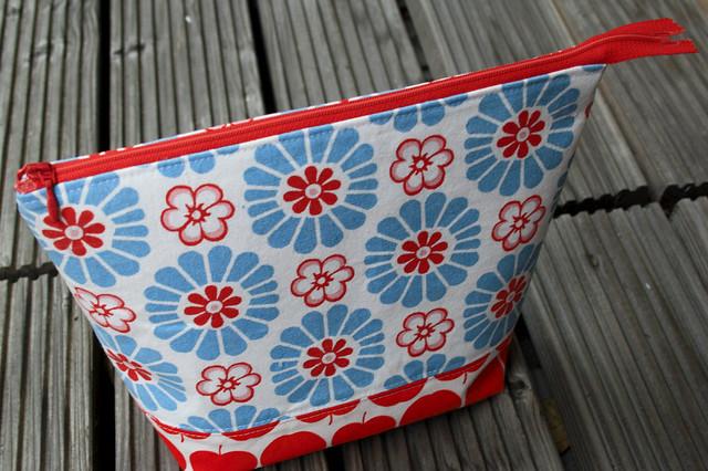 wide open pouch