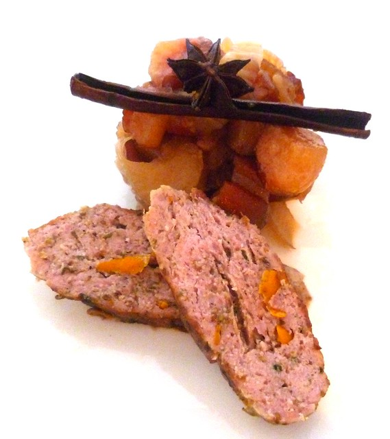 LOUKANIKA - GREEK SAUSAGE WITH ORANGE PEEL AND OUZO 019