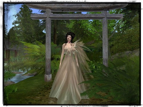 :: PM :: New Dawn Gown in Nude - 15000 Members Gift by Cherokeeh Asteria