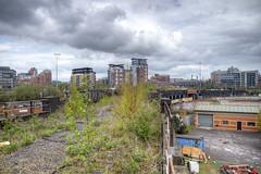 Moody Inner City Views