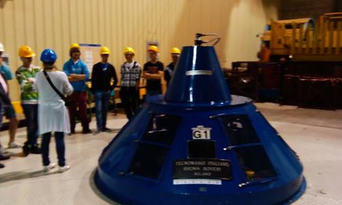 Centrale Idroelettrica di Edolo