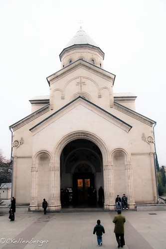 Kvashveti Church, Georgia